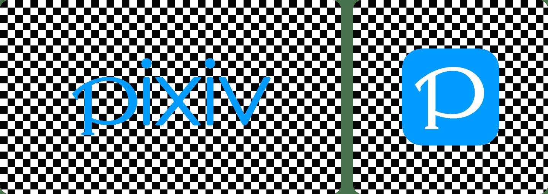 pixivロゴ・アイコン